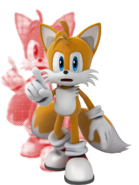 Sonic Forces Tails