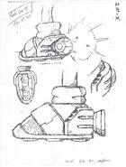 Sonic X Concept Art 016