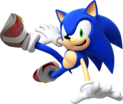 Sonic forces jump
