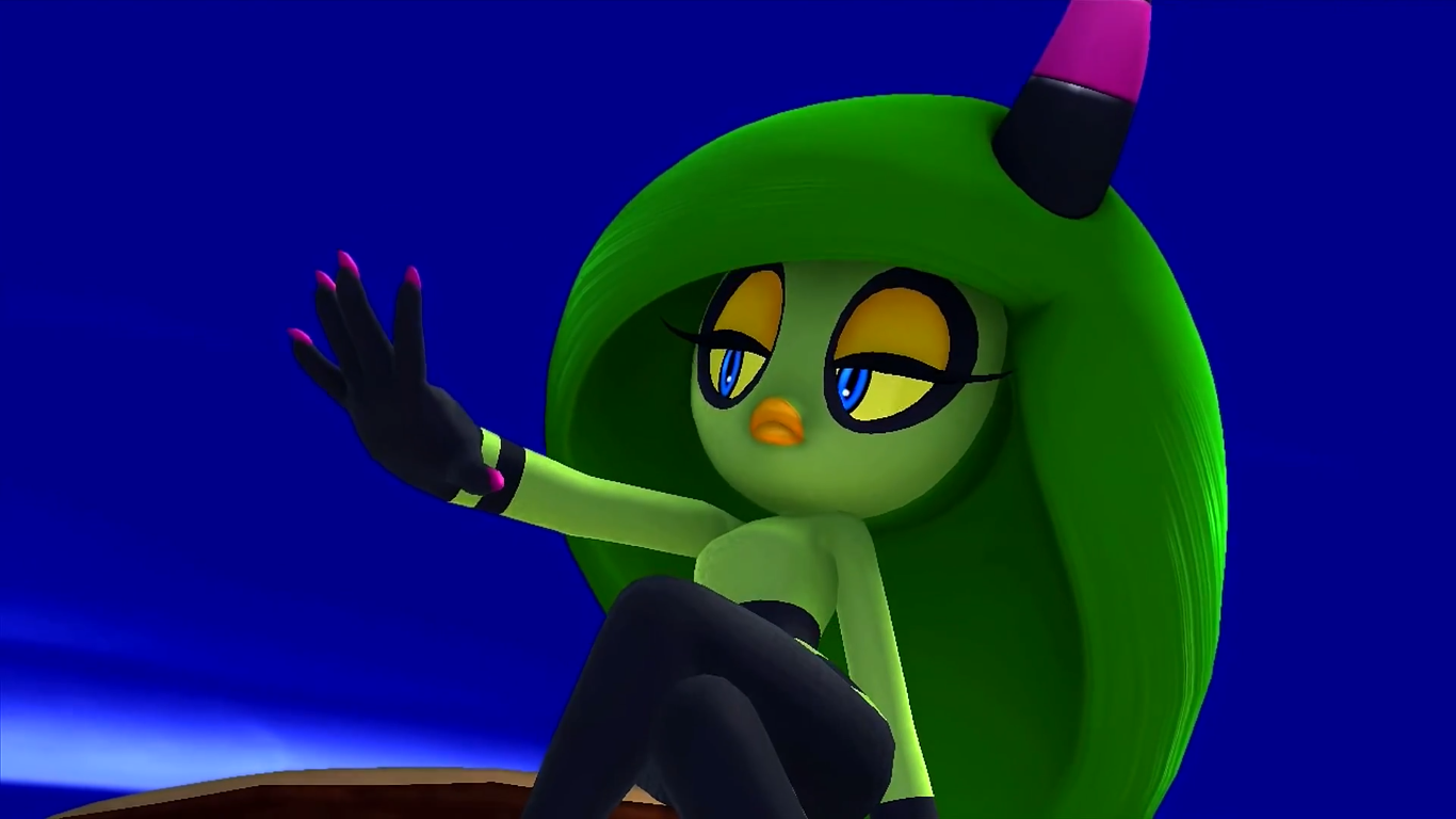 Zeena | Sonic Wiki | FANDOM powered by Wikia