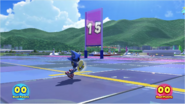 Mario & Sonic at the Rio 2016 Olympic Games - Metal Sonic Duel Rugby Sevens