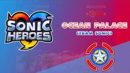 Ocean Palace (Team Sonic) - Sonic Heroes