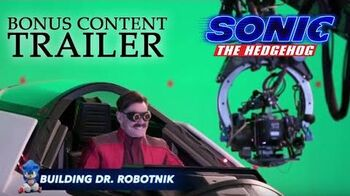 SONIC THE HEDGEHOG Bonus Content Trailer