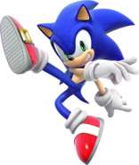 SSBU Sonic (Shadowless)