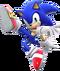 SSBU Sonic (Shadowless)