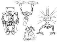 SonicSaturn Concept Cybernik 2