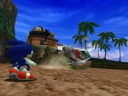 Sonic Adventure DC Cutscene 033