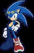 Sonic Riders Sonic
