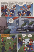 Sonic X issue 12 page 3