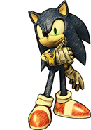 Black Knight Sonic art 6