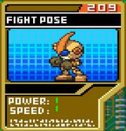Fight Pose 1