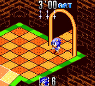 Labyrinth of the Castle Zone 3 01