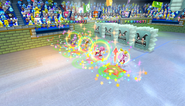 Mario Sonic Olympic Winter Games Gameplay 318