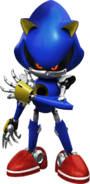 MetalSonic Speed Battle