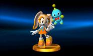 Smash 4 3DS Trophy Screen 17