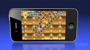 Sonic 4 iPhone Gameplay Trailer
