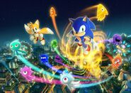 Sonic Colors - Artwork