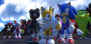 Sonic Forces cutscene 378