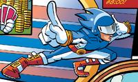 Sonic Man - Archie