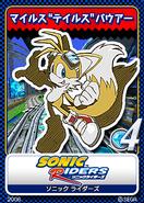 Sonic Riders karta 14
