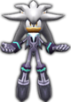 Sonic Rivals 2 - Silver the Hedgehog costume 4