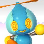 Sonic Runners karta 28