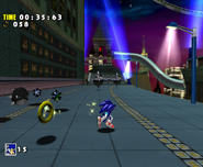 Speed Highway DX Sonic 13