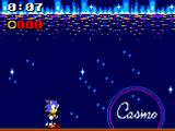 Cosmic Casino Zone
