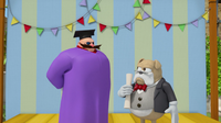 Eggman graduating