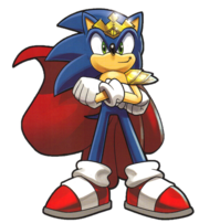 King Sonic Light Mobius