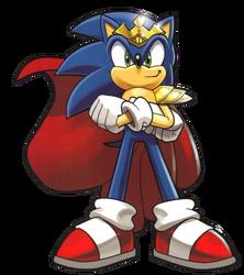 King Sonic Light Mobius