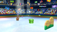 Mario Sonic Olympic Winter Games Gameplay 298