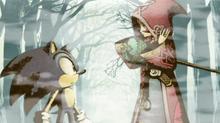 Merlina i Sonic
