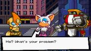 Rouge Sonic Battle (3)