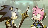 SATBK Sonic Caliburn Nimue