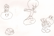 Sketch HYRO 2