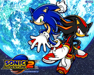 SonicAdventure2TrialVersion Wallpaper