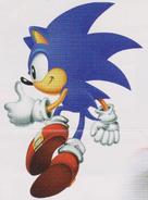 SonicJam Artwork Sonic02Alt