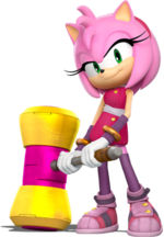Sonic Boom Amy 2
