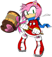 Sonic Channel - Amy Rose 2013