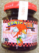 Sonic Jam Jam Knuckles