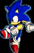 Sonic R art 3