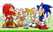 Sonic history 12