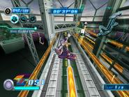 Sonic riders zero gravity blaze