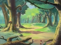 Great Forest SatAM