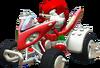 Knuckles (Sonic & SEGA All-stars Racing DS)