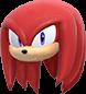 Knuckles icon (Mario & Sonic 2016)