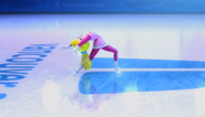 Mario Sonic Olympic Winter Games Opening 39