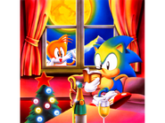 Sonic Screen Saver 12