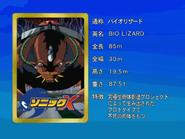 Sonic X karta 74